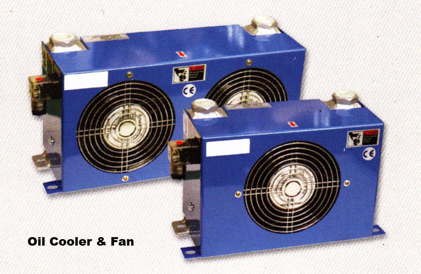Hydraulic Cooler With Fan : Hydraulic star trading sdn bhd